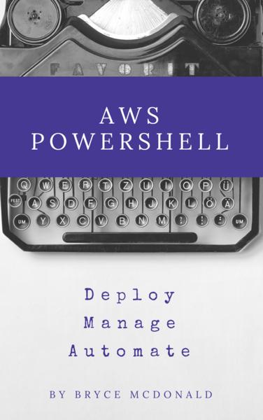 AWS PowerShell