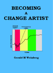Becoming a Change Artist cover page