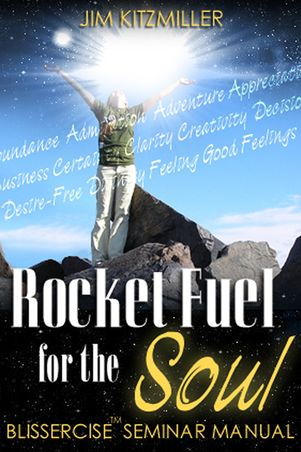 Rocket Fuel for the Soul cover page