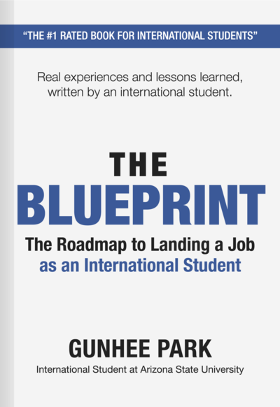 Blueprint the roadmap to by gunhee park pdfipadkindle the blueprint the roadmap to landing a job as an international student malvernweather Gallery