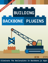 Building Backbone Plugins cover page