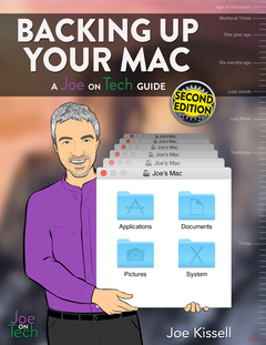 Backing Up Your Mac, Second Edition