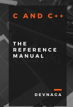 C C++ Reference Manual