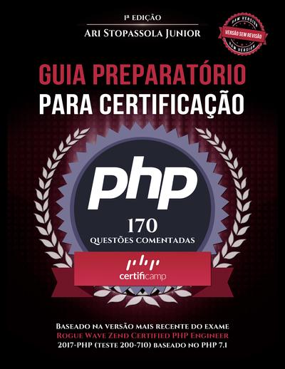 Preparatório para a certificação PHP