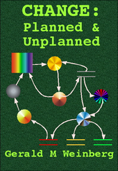 CHANGE: Planned & Unplanned cover page