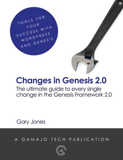 Changes in Genesis 2.0