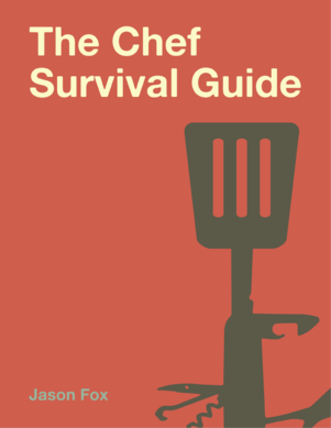 The Chef Survival Guide cover page