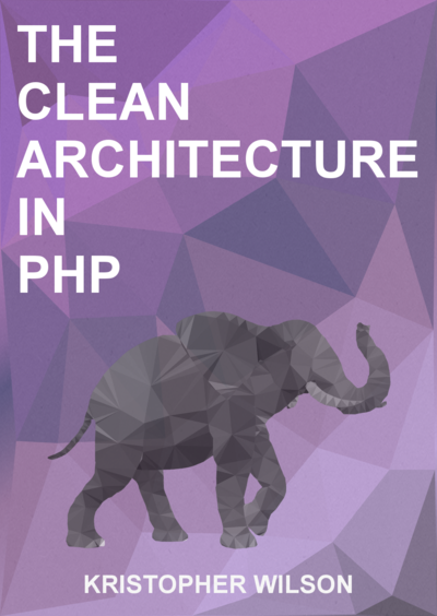 The Clean Architecture in PHP cover page