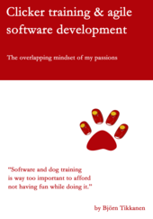 Clicker training and agile software development