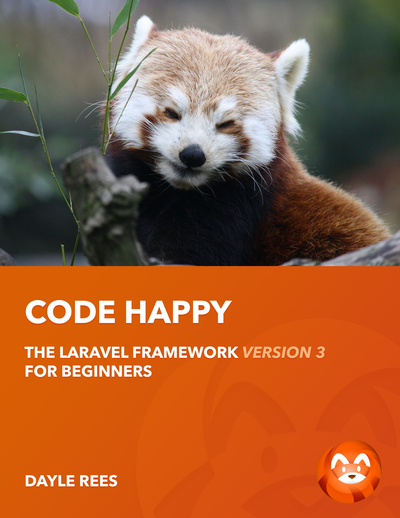 Laravel: Code Happy