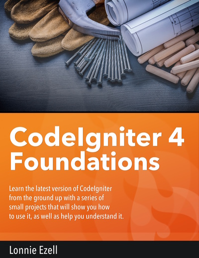 CodeIgniter 4 Foundations