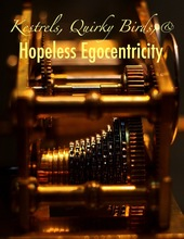 Kestrels, Quirky Birds, and Hopeless Egocentricity cover page