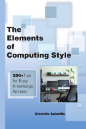The Elements of Computing Style