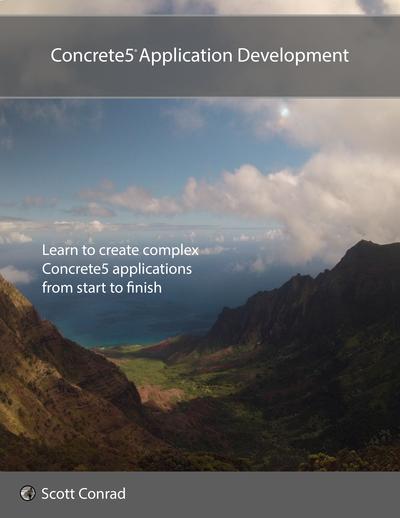 Concrete5 Application Development