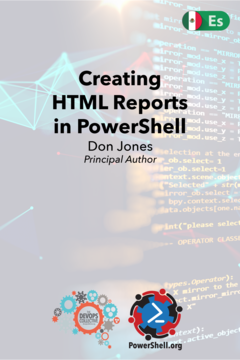 Creating HTML Reports in PowerShell (Spanish)