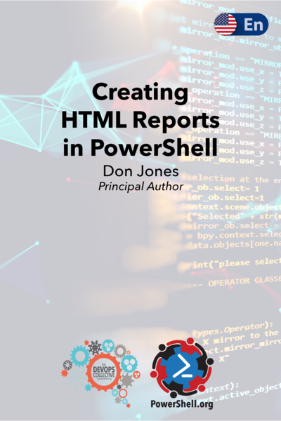 Creating HTML Reports in Windows PowerShell