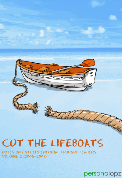 Cut the Lifeboats