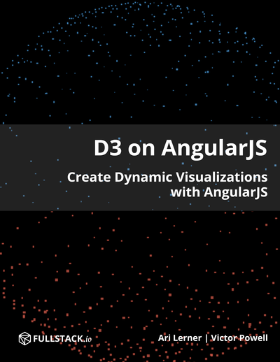 D3 on AngularJS cover page
