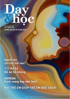 Nội san Dạy & Học   Số 1 - tháng 7, 2018