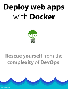 Deploy web apps with Docker