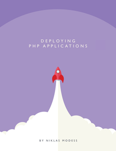 Deploying PHP Applications cover page