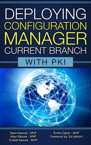 Deploying Configuration Manager Current Branch with PKI - Step by Step