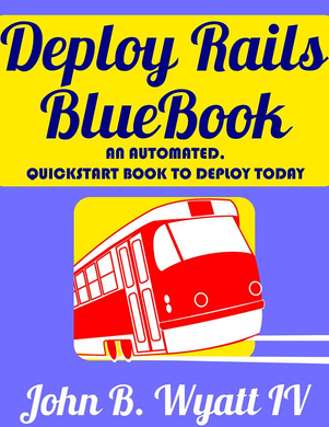 Deploy Rails BlueBook 2014 Edition cover page