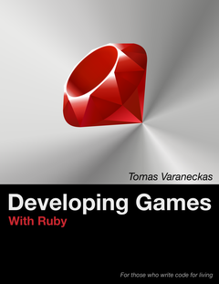 Developing Games With Ruby cover page
