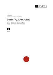 Dissertação Modelo em Minas