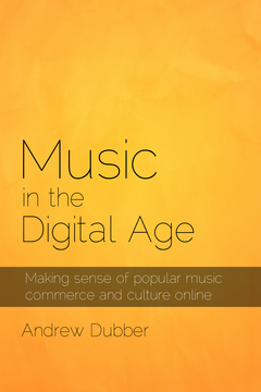 Music in the Digital Age cover page