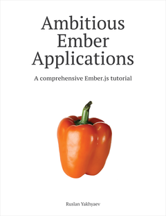 Ambitious Ember Applications cover page