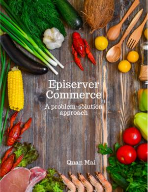 Episerver Commerce: A problem - solution approach