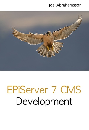 EPiServer 7 CMS Development cover page