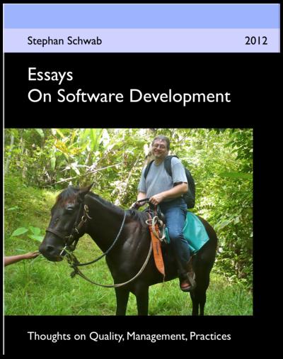 Essays On Software Development