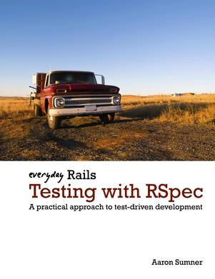 Everyday Rails Testing with RSpec cover page