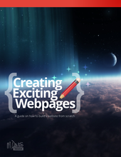Creating Exciting Web Pages