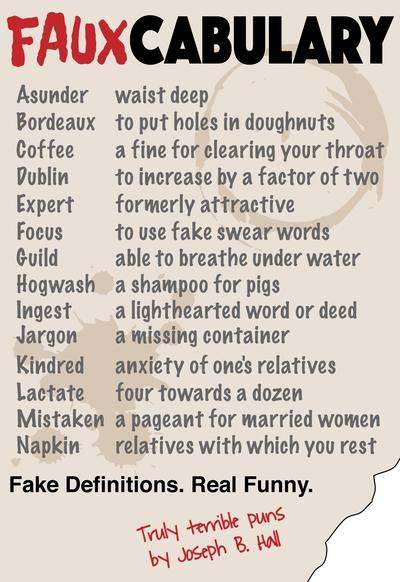 Fauxcabulary