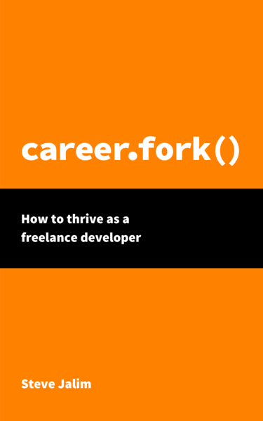 career.fork() cover page
