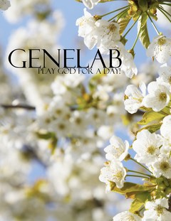 GeneLab cover page