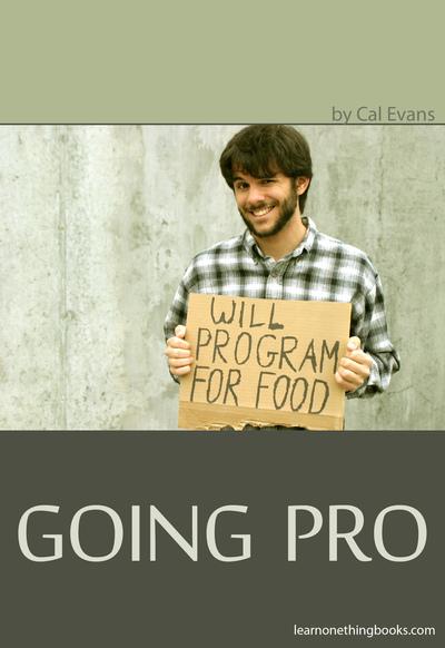 Going Pro