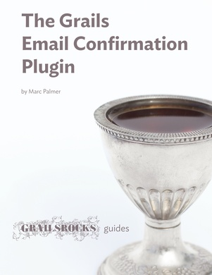 The Grails Email Confirmation Plugin cover page