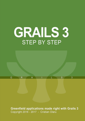 Grails 3 - Step By Step