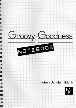 Groovy Goodness Notebook