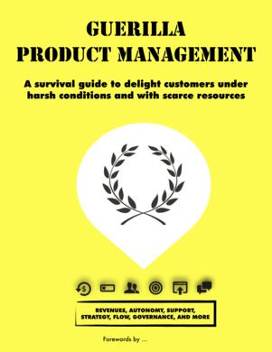 Guerrilla Product Management