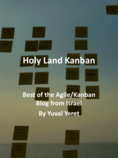 Holy Land Kanban cover page