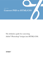 HOW-TO: Convert PSD (Photoshop) to HTML/CSS