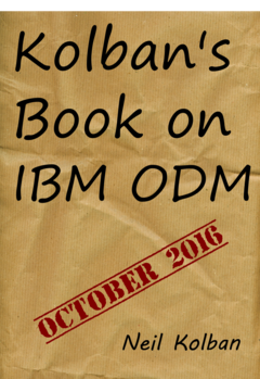 Kolban's Book on IBM ODM