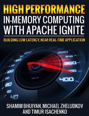 High Performance in-memory computing with Apache Ignite