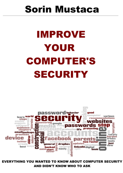 Improve your computer's security