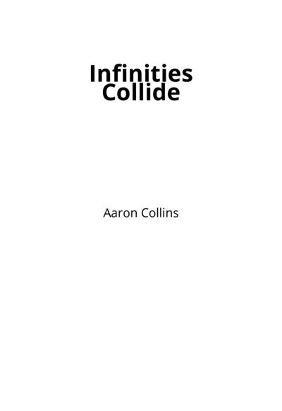 Infinities Collide